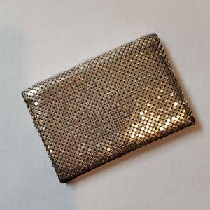 Whiting & Davis Vintage Metal Mesh Wallet